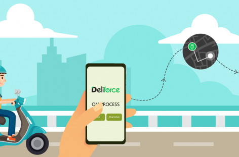 Latest online delivery tracking app
