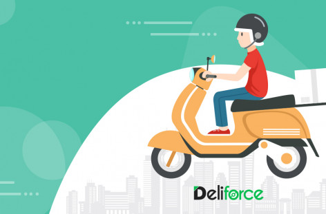 Delivery boy tracking software