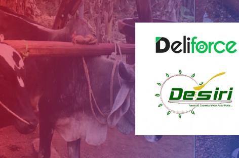 Desiri with deliforce software