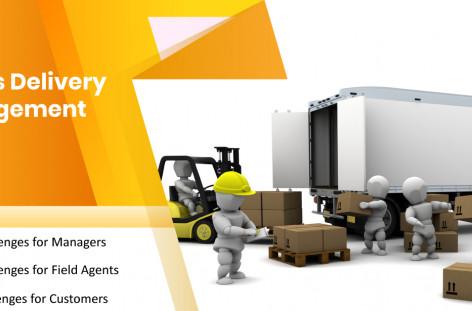 Logistics Delivery Management
