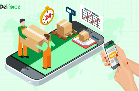 Delivery management Software | Delivery management tracking system