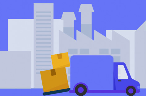 Logistics delivery tracking