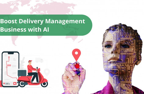 Delivery Management with Artificial Intelligence
