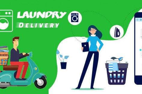 Laundry Delivery Software