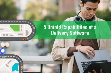 Advantages of delivery software