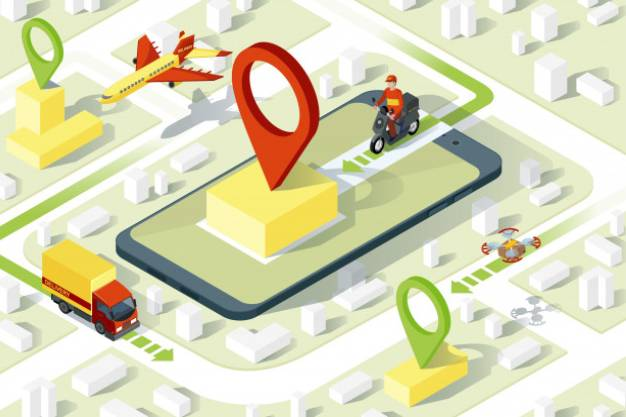 flower delivery tracking system